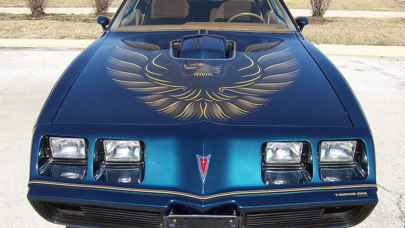 1979 Pontiac Trans Am Canceled Lot presented as lot F299 at Indianapolis, IN 2013 - image7