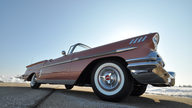 1958 Chevrolet Impala Convertible 348 CI, Continental Kit presented as lot S9 at Indianapolis, IN 2013 - thumbail image12