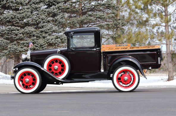 1930 Ford Model A Pickup presented as lot S31 at Indianapolis, IN 2013 - image2