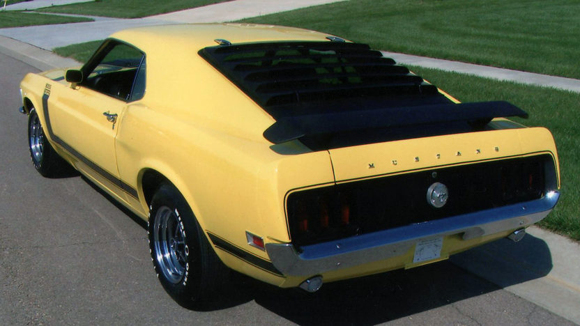 1970 Ford Mustang Boss 302 Fastback 302/290 HP, 4-Speed presented as lot S66 at Indianapolis, IN 2013 - image6