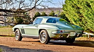 1966 Chevrolet Corvette Coupe Bloomington Gold Certified presented as lot S86 at Indianapolis, IN 2013 - thumbail image2