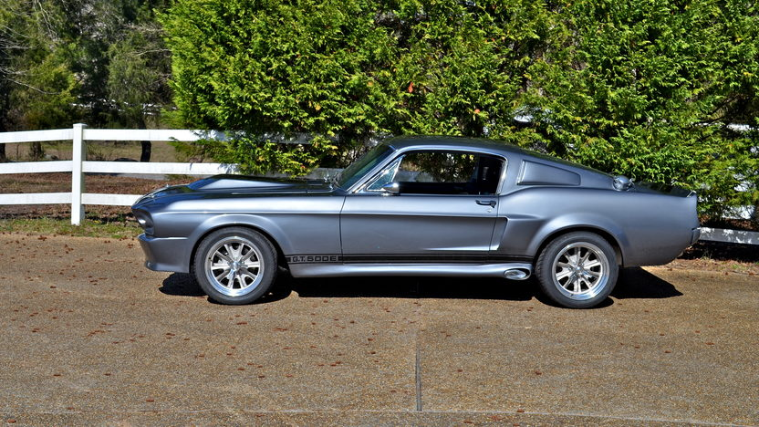 1967 Ford Mustang Fastback Supercharged 4.6L, 6-Speed presented as lot S94 at Indianapolis, IN 2013 - image2