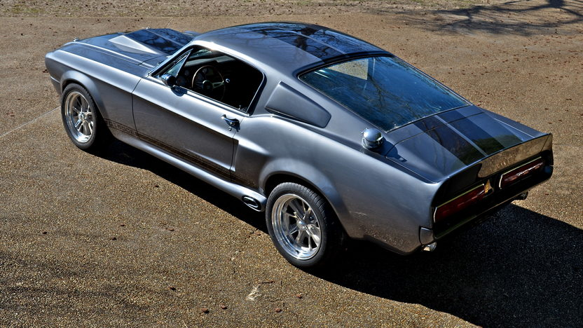 1967 Ford Mustang Fastback Supercharged 4.6L, 6-Speed presented as lot S94 at Indianapolis, IN 2013 - image7