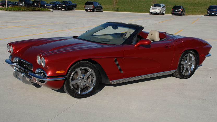 2003 Chevrolet Corvette Conversion presented as lot S236 at Indianapolis, IN 2013 - image10