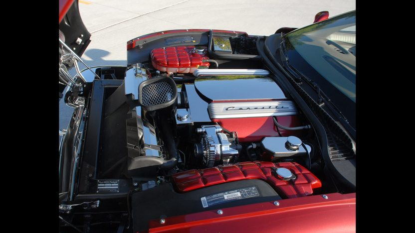 2003 Chevrolet Corvette Conversion presented as lot S236 at Indianapolis, IN 2013 - image6
