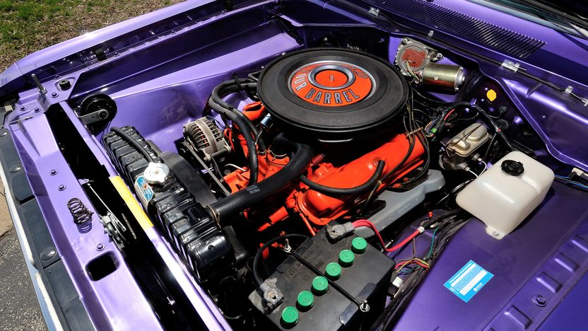 1970 Dodge Dart Swinger 340/275 HP, 4-Speed presented as lot U50 at Indianapolis, IN 2013 - image6