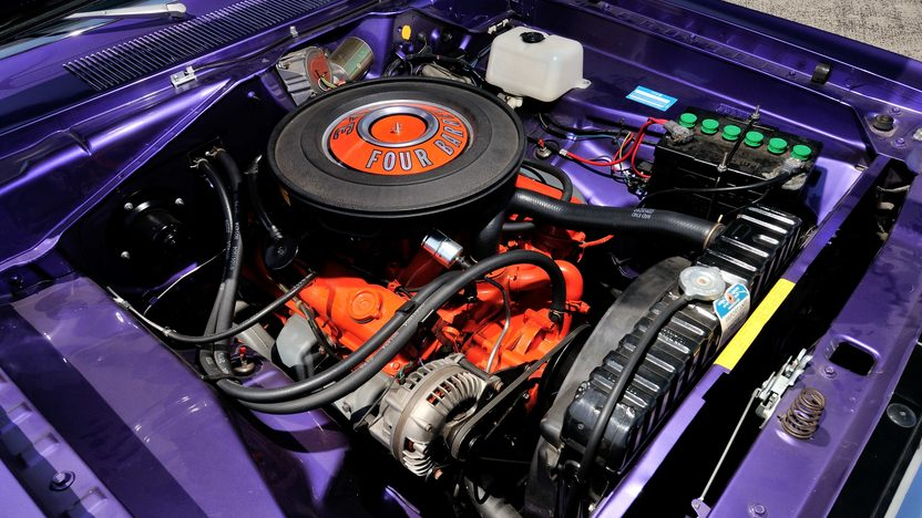 1970 Dodge Dart Swinger 340/275 HP, 4-Speed presented as lot U50 at Indianapolis, IN 2013 - image7