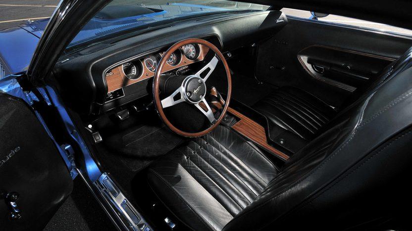 1971 Plymouth Hemi Cuda 426/425 HP, 4-Speed, 'Haircut Hemi' presented as lot U81 at Indianapolis, IN 2013 - image4