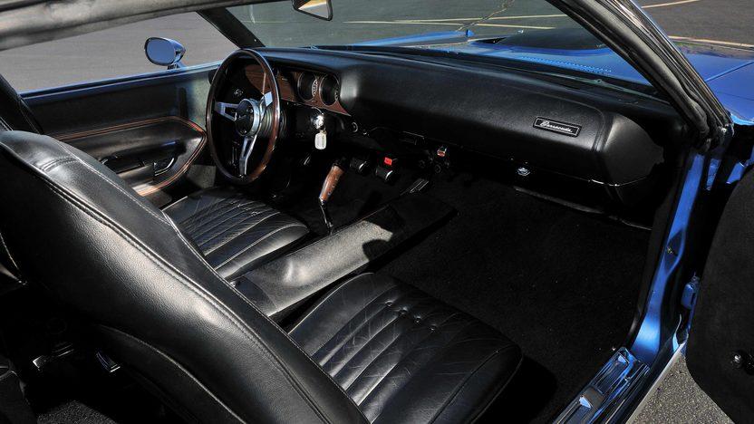 1971 Plymouth Hemi Cuda 426/425 HP, 4-Speed, 'Haircut Hemi' presented as lot U81 at Indianapolis, IN 2013 - image5