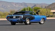 1971 Plymouth Hemi Cuda 426/425 HP, 4-Speed, 'Haircut Hemi' presented as lot U81 at Indianapolis, IN 2013 - thumbail image3