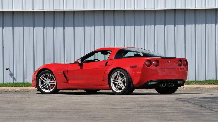 2006 Chevrolet Corvette Z06 LS7, 6-Speed presented as lot U86 at Indianapolis, IN 2013 - image3