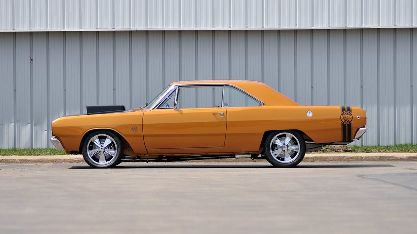 1968 Dodge Dart GSS 472/610 HP, 4-Speed presented as lot U88 at Indianapolis, IN 2013 - image2