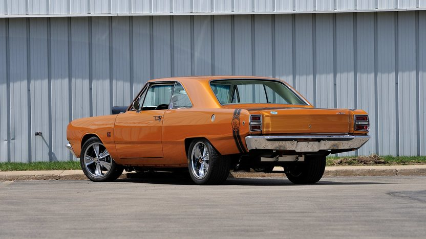 1968 Dodge Dart GSS 472/610 HP, 4-Speed presented as lot U88 at Indianapolis, IN 2013 - image3
