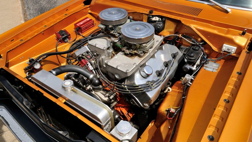 1968 Dodge Dart GSS 472/610 HP, 4-Speed presented as lot U88 at Indianapolis, IN 2013 - image7