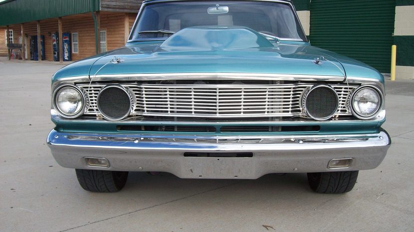 1964 Ford Fairlane 500 Thunderbolt Replica presented as lot U122 at Indianapolis, IN 2013 - image3