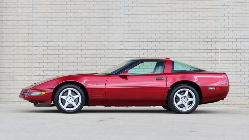 1994 Chevrolet Corvette ZR1 820 Miles Since New presented as lot F191 at Indianapolis, IN 2013 - image2