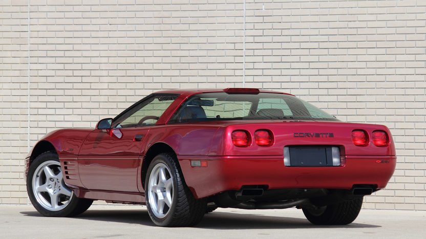 1994 Chevrolet Corvette ZR1 820 Miles Since New presented as lot F191 at Indianapolis, IN 2013 - image3