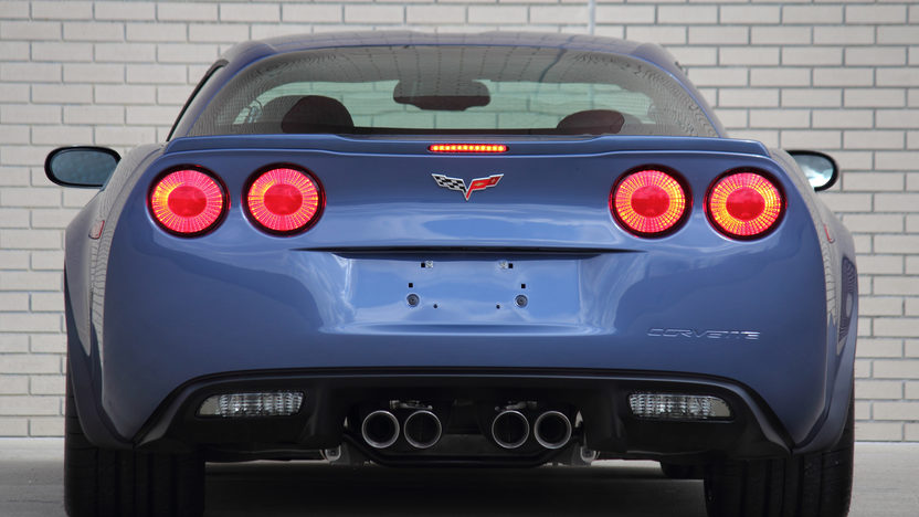2011 Chevrolet Corvette Z06 Carbon Edition Only 52 Miles presented as lot F192 at Indianapolis, IN 2013 - image3