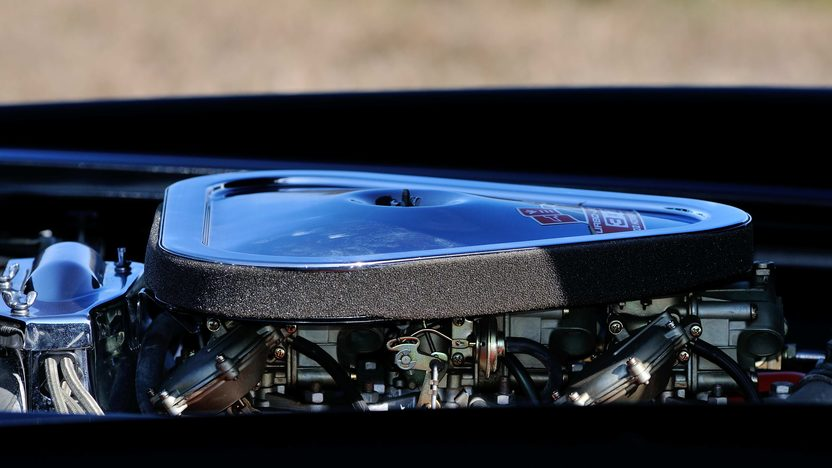1967 Chevrolet Corvette Convertible Black 'n Blue, Triple Crown Award presented as lot F197 at Indianapolis, IN 2013 - image7