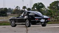 1963 Chevrolet Corvette Split Window Coupe 327/340 HP, Factory Black/Red, Triple Crown presented as lot F199 at Indianapolis, IN 2013 - thumbail image3