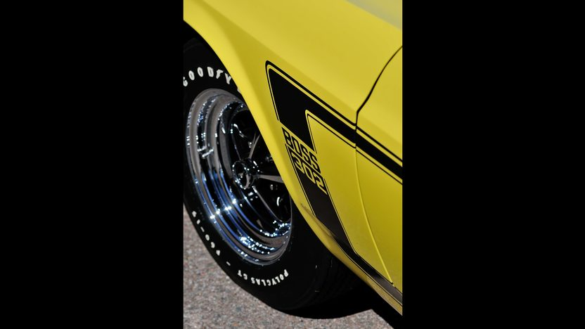 1969 Ford Mustang Boss 302 Fastback Completely Original Drivetrain presented as lot F229 at Indianapolis, IN 2013 - image11