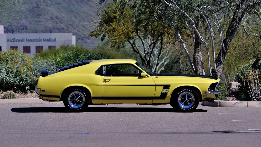 1969 Ford Mustang Boss 302 Fastback Completely Original Drivetrain presented as lot F229 at Indianapolis, IN 2013 - image2
