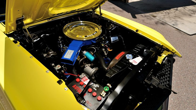 1969 Ford Mustang Boss 302 Fastback Completely Original Drivetrain presented as lot F229 at Indianapolis, IN 2013 - image6