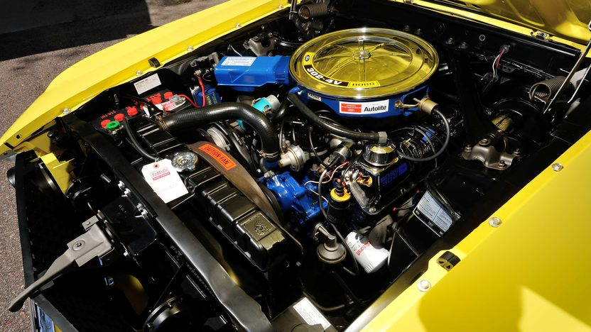1969 Ford Mustang Boss 302 Fastback Completely Original Drivetrain presented as lot F229 at Indianapolis, IN 2013 - image7