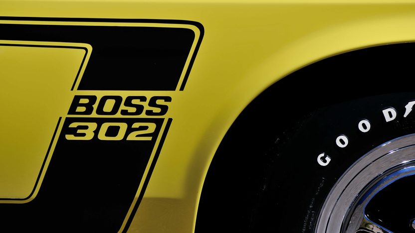 1969 Ford Mustang Boss 302 Fastback Completely Original Drivetrain presented as lot F229 at Indianapolis, IN 2013 - image9