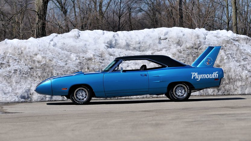1970 Plymouth Superbird V-Code 440/390 HP, 4-Speed, Broadcast Sheet presented as lot F247 at Indianapolis, IN 2013 - image2