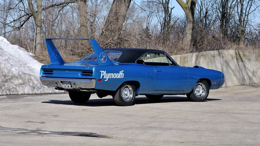 1970 Plymouth Superbird V-Code 440/390 HP, 4-Speed, Broadcast Sheet presented as lot F247 at Indianapolis, IN 2013 - image3