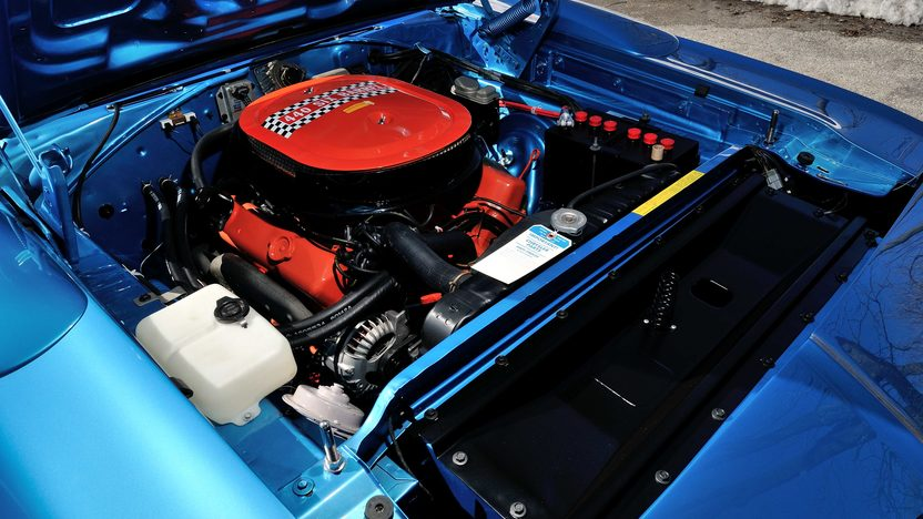 1970 Plymouth Superbird V-Code 440/390 HP, 4-Speed, Broadcast Sheet presented as lot F247 at Indianapolis, IN 2013 - image6