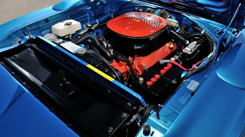 1970 Plymouth Superbird V-Code 440/390 HP, 4-Speed, Broadcast Sheet presented as lot F247 at Indianapolis, IN 2013 - image7
