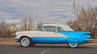 1956 Oldsmobile Super 88 Convertible 324 CI, Nut and Bolt Restoration presented as lot F257 at Indianapolis, IN 2013 - thumbail image2