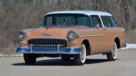1955 Chevrolet Nomad Wagon 265 CI, Automatic presented as lot F258 at Indianapolis, IN 2013 - thumbail image3
