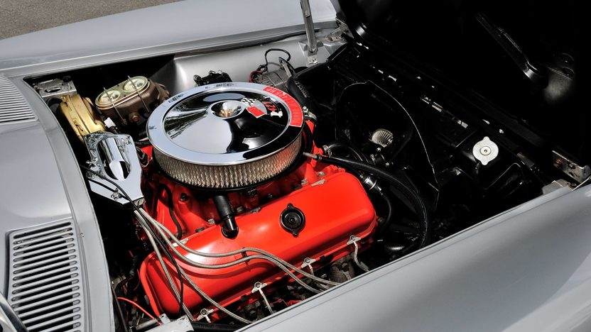 1966 Chevrolet Corvette Convertible 427/425 HP, 4-Speed, Two Tops presented as lot F268 at Indianapolis, IN 2013 - image6