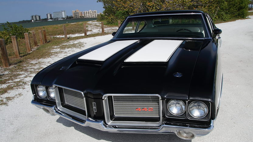 1972 Oldsmobile 442 W-30 S Coupe 455/300 HP, Automatic presented as lot S112 at Indianapolis, IN 2013 - image11