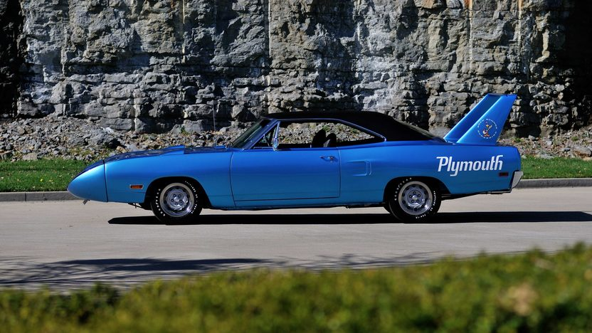 1970 Plymouth Superbird 440/375 HP, 4-Speed, Build Sheet presented as lot S118 at Indianapolis, IN 2013 - image2