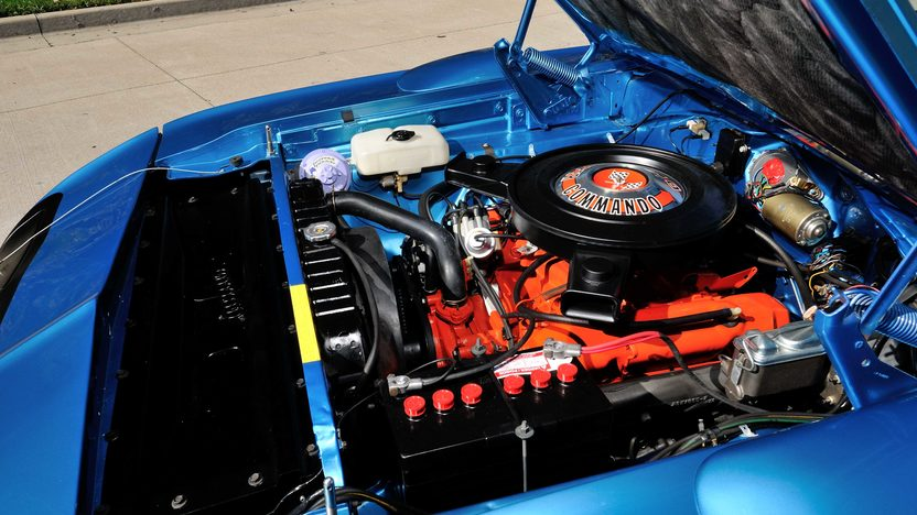 1970 Plymouth Superbird 440/375 HP, 4-Speed, Build Sheet presented as lot S118 at Indianapolis, IN 2013 - image6