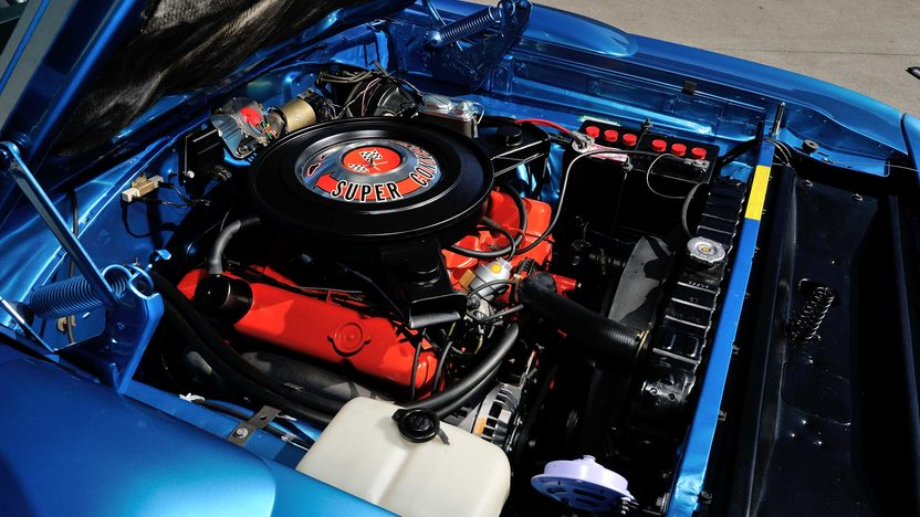 1970 Plymouth Superbird 440/375 HP, 4-Speed, Build Sheet presented as lot S118 at Indianapolis, IN 2013 - image7