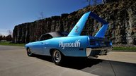 1970 Plymouth Superbird 440/375 HP, 4-Speed, Build Sheet presented as lot S118 at Indianapolis, IN 2013 - thumbail image8