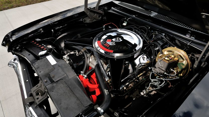 1970 Chevrolet Nova L89 Original Engine, Protect-O-Plate presented as lot S120 at Indianapolis, IN 2013 - image6