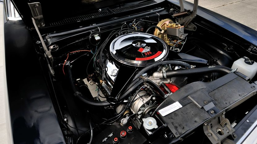 1970 Chevrolet Nova L89 Original Engine, Protect-O-Plate presented as lot S120 at Indianapolis, IN 2013 - image7