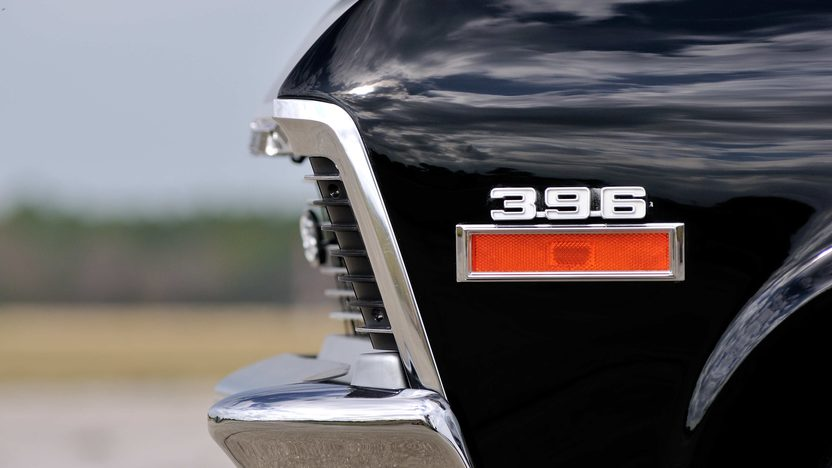 1970 Chevrolet Nova L89 Original Engine, Protect-O-Plate presented as lot S120 at Indianapolis, IN 2013 - image8