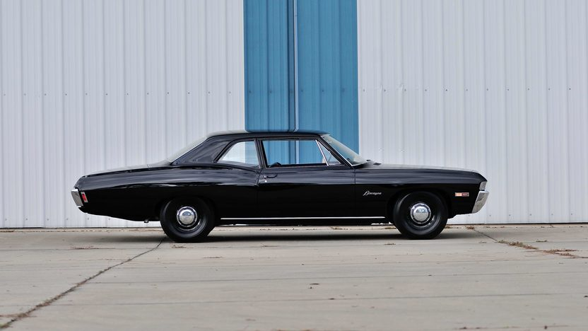 1968 Chevrolet Biscayne L72 All Original with 720 Miles presented as lot S122 at Indianapolis, IN 2013 - image3