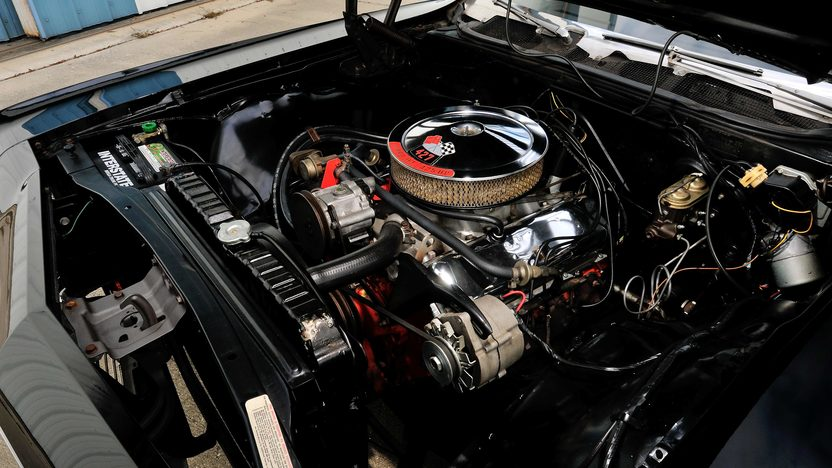1968 Chevrolet Biscayne L72 All Original with 720 Miles presented as lot S122 at Indianapolis, IN 2013 - image6