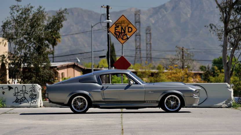 1967 Ford Mustang Eleanor Gone in 60 Seconds Hero Car presented as lot S135 at Indianapolis, IN 2013 - image2