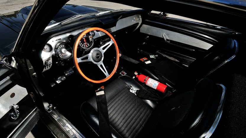 1967 Ford Mustang Eleanor Gone in 60 Seconds Hero Car presented as lot S135 at Indianapolis, IN 2013 - image4