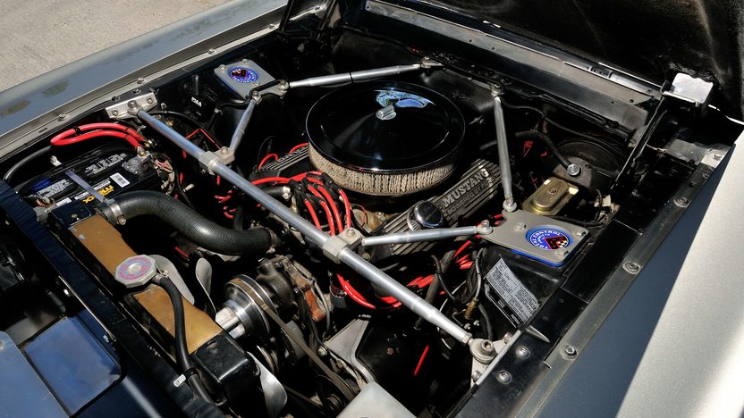 1967 Ford Mustang Eleanor Gone in 60 Seconds Hero Car presented as lot S135 at Indianapolis, IN 2013 - image6