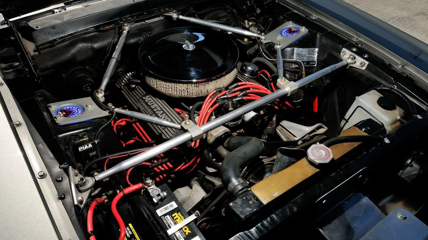 1967 Ford Mustang Eleanor Gone in 60 Seconds Hero Car presented as lot S135 at Indianapolis, IN 2013 - image7